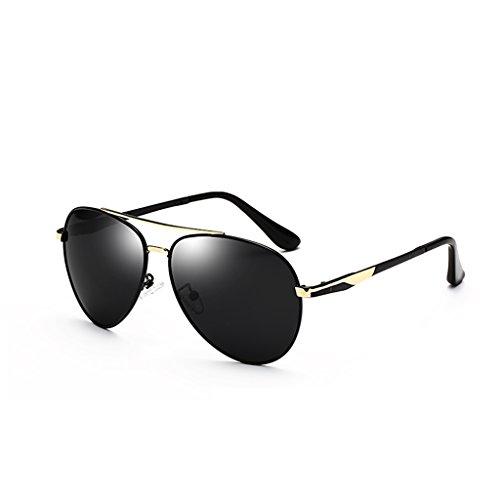 Sunglasses Taiyangjing Lunettes Couleur De C Lunettes Mode Hommes Polarized Classic Lightweight Hommes Frame Métal Soleil Driving Metal De Pour HAIYING Wayfarer Soleil UV400 D Retro xTrFq8wx
