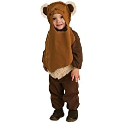 Star Wars Romper And Headpiece Ewok, Toddler