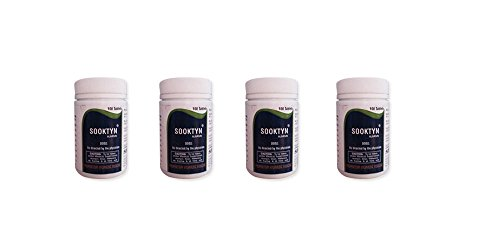 Pack of 4 - Alarsin Sooktyn Tablets (4 x 100 tablets)