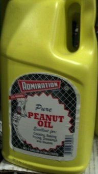 Admiration: Peanut Oil 1 Gallon (2 Pack) by Admiration