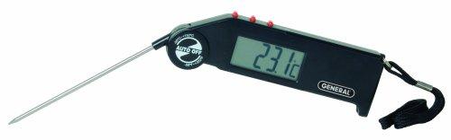 General Tools PT300M Digital Jumbo Display Servie Thermometer, Black by General Tools (Image #1)