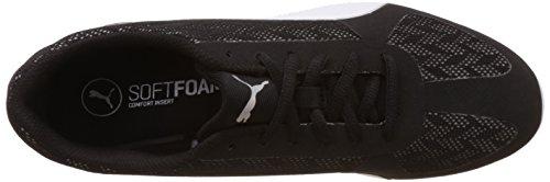 Puma Modern Soleil Quill, Zapatillas para Mujer Negro (Puma Black-puma White 02)