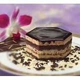 Sweet Street European Individuals Opera Cake, 24 Slice -- 48 per case.