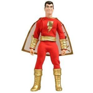 Retro-Action DC Super Heroes Shazam Collector Figure - Series 4 Dc Super Heroes Wave