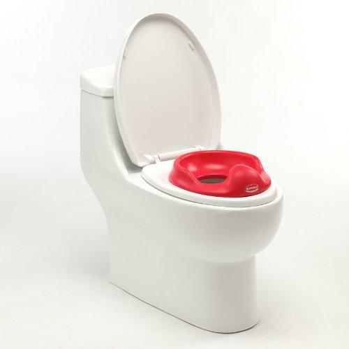 Kidsmile Boys & Girls Children Kid Baby Potty Training Urinal Toilet Chair Red