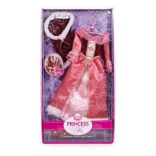 Disney Princess and Me Belle Holiday Gown and Cape for $<!--$44.99-->