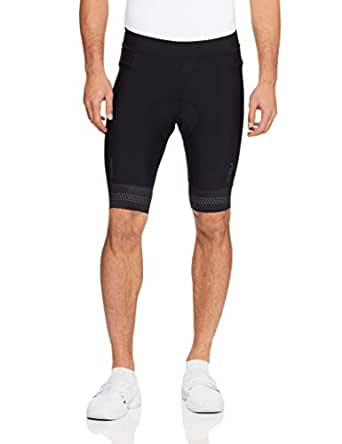 2XU Men's Elite Cycle Shorts, Black/Black, S