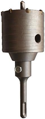 Leman 64.050 di/ámetro 50 mm Corona carburo para hormig/ón para perforadoras SDS+