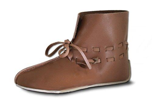 CP-Schuhe Mittelalter Wikinger Schuhe Odin
