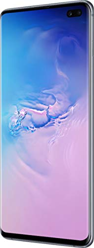 Samsung Galaxy S10+ G975FD 128GB DUOS Unlocked GSM Phone w/Triple 12MP+12MP+16MP Camera - Prism Blue