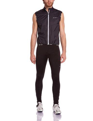 VAUDE Herren Weste Air Vest II, Black, M, 04606