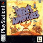 Herc's Adventures - PlayStation