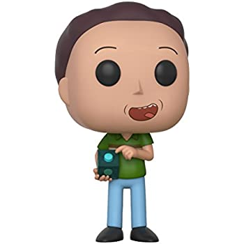 Funko Pop Animation: Rick and Morty-Jerry Collectible Figure