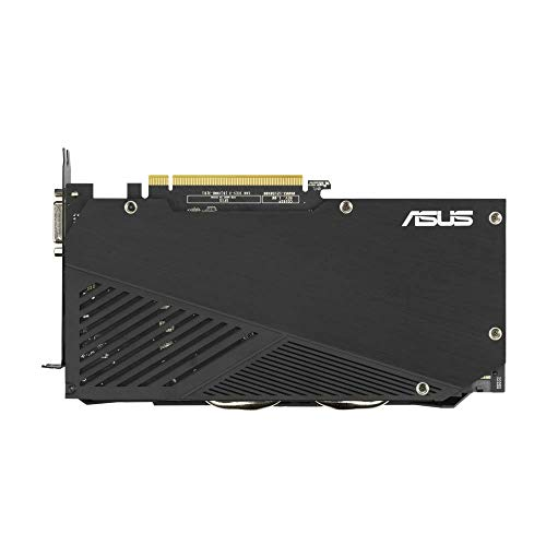 ASUS Dual GeForce RTX 2070 EVO V2 OC Edition 8GB GDDR6 Gaming Graphics Card with Two Powerful Axial-tech fans (DUAL-RTX2070-O8G-EVO-V2)