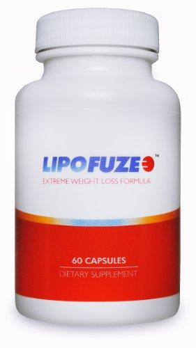 Perte LipoFuze-Poids Fat Burning Diet Pills