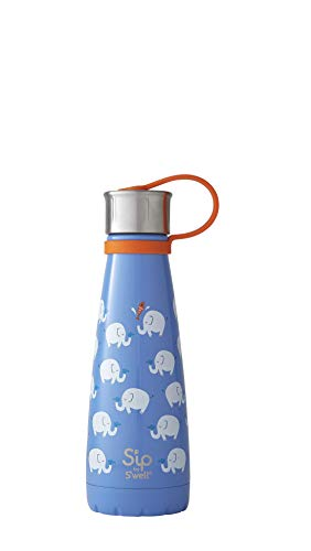 S'ip by S'well 20010-A19-14840 Water Bottle, 10oz, Bath Time