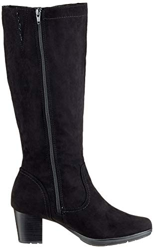 8 Woman 8 nero 25506 001 Black 001 21 Jana Botines UTqvg
