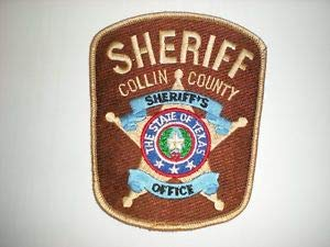 Collin County, Texas Sheriff's Department Patch by HighQ -