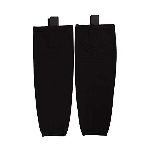 (EALER Hockey Socks (2 Pack), Youth Solid Color Dry Fit Mesh Practice Ice Hockey Sock )