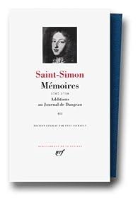Mémoires, tome 3 : 1707 1710 par  Saint-Simon