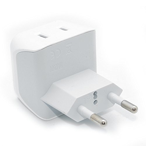 The 8 best travel adapters for europe