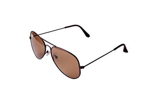 Rst Aviator Sunglasses (Brown) (rst- p-3)