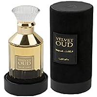 Velvet Oud By Lattafa For Unisex - Eau De Parfum, 100ml