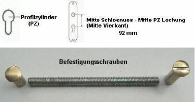 Haust/ür Beschlag Gr/ünderzeit Jugendstil Messing antik #14b-AS-92
