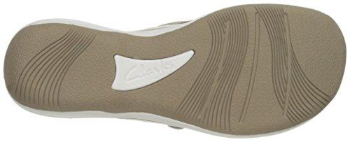 Flop CLARKS Breeze Women's Taupe Flip Sea rIOI4qw