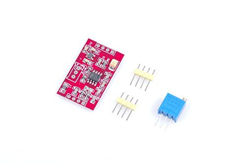 LM YN Millivolt Voltage Amplifier Module AD623 / AD620 Instrumentation Amplifier Module Microvolt Voltage Amplifier Module