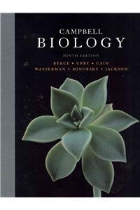 Campbell Biology Plus MasteringBiology with eText Package and Investigating Biology Lab Manual (9th Edition)