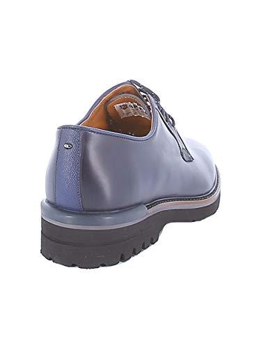 De Lacets Pour À Bleu Chaussures Brimarts Homme Ville 5fwx4WWH