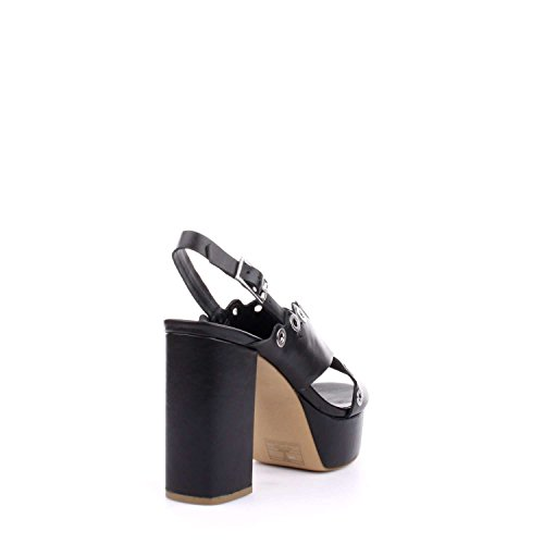 Docksteps - Sandalias de vestir para mujer negro
