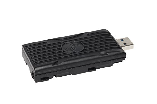 Video Devices SpeedDrive Enclosure-Only for PIX-E 4K Recording Monitors by Video Devices