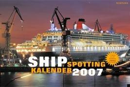 Shipspotting Kalender 2007.