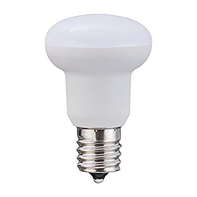 R14 E17 3W SMD2835 LED Nature White 4000k LED Light Bulbs 120 Degrees Energy Saving light, AC 120V,Not-Dimmable 270LM,Ceiling fan light and other indoor decorative lighting