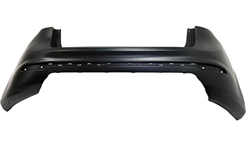 rear bumper ford fiesta - 8