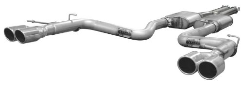 aFe Mach Force XP Exhaust System Race Pipe for  GM Duramax LMM 07.5-10 V8-6.6L (td)