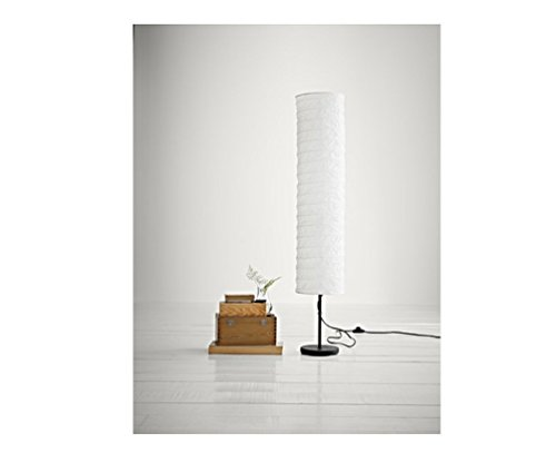 Holmo 46-Inch Floor Lamp, White