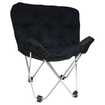 Amazon Com Butterfly Folding Chair In Faux Fur Or Vegan