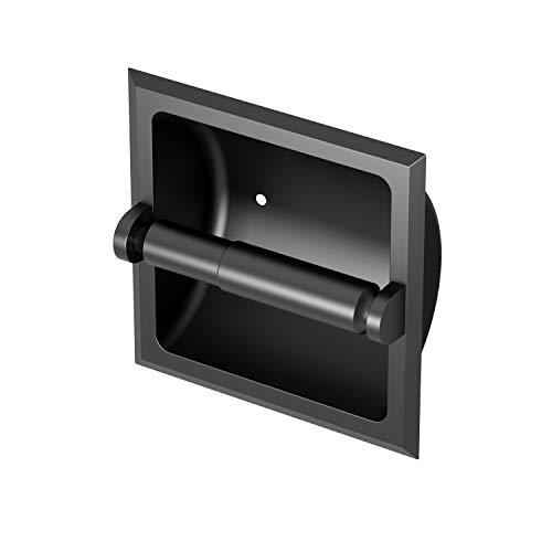 Gatco Recessed Toilet Paper Holder, Matte -