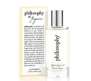 philosophy the fragrance 1.5 fl oz discontinued