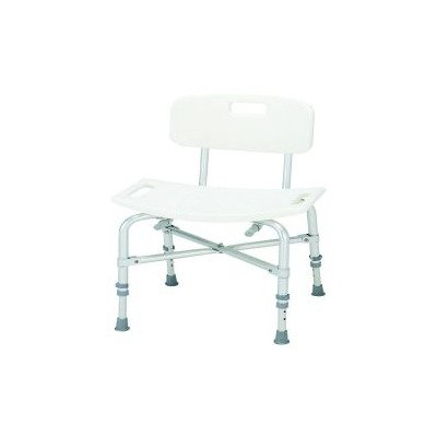 MCK11223500 - Merits Health Products Bariatric Bath Bench Aluminum 14 to 20 Inch