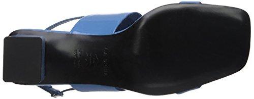 Patent Sky Spiga Via Women's Forte Sandal Heel Block Heeled 84FUa