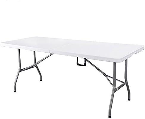 Folding table LVZAIXI Mesas Plegables Rectangular Plástico ...