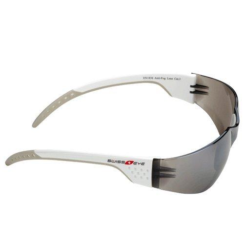 Swiss Small Luzzone Outbreak mixte sport Lunettes Gris de Eye Blanc vrvqU