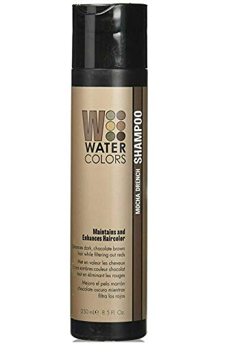 Watercolors Color Maintenance Mocha Drench Shampoo 8.5 oz