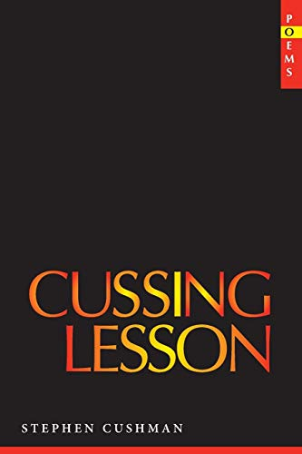 Cussing Lesson: Poems
