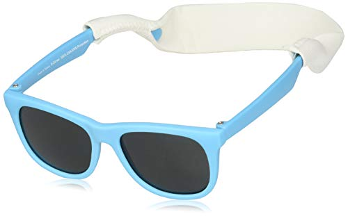 i play. by green sprouts Baby-Unisex's Flexible Sunglasses, Aqua, 2-4yr (Sun-glasses.com)