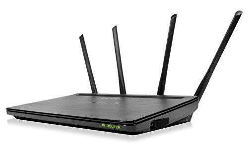 Amped RTA2600-R2 Wireless ATHENA-R2 High Power AC2600 Wi-Fi Router with MU-MIMO by Amped